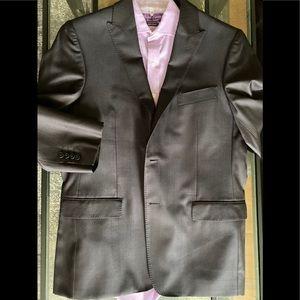 Versace Silk Jacket Blazer Sport Jacket Wool Med